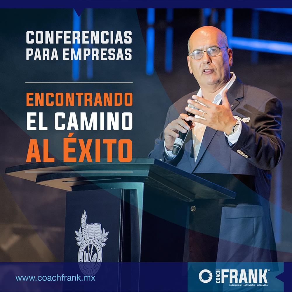 Coach Frank González. Conferencias y Talleres para Empresas.