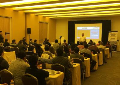 Conferencias, Cursos y Talleres para Empresas.